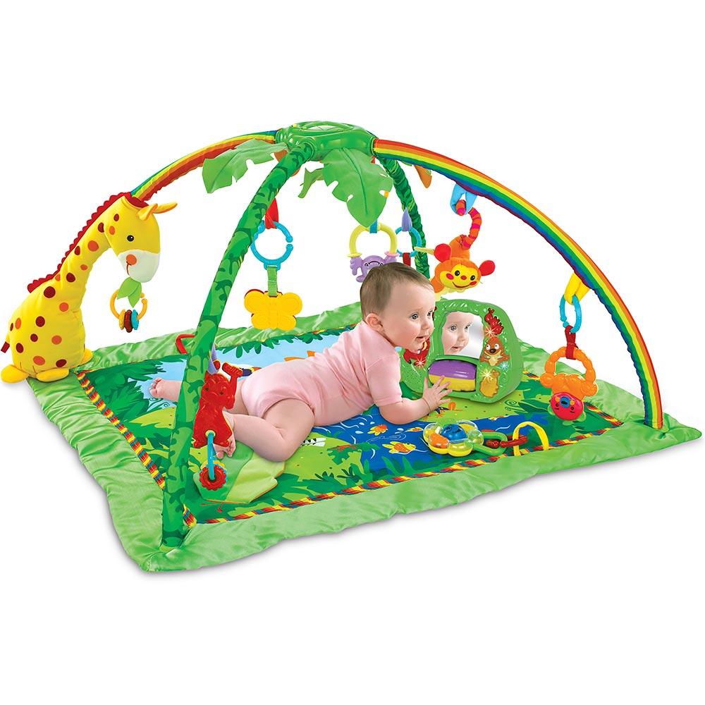 Коврик детский Funkids 8813 Жираф