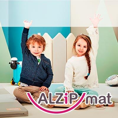 Детские коврики AlzipMat