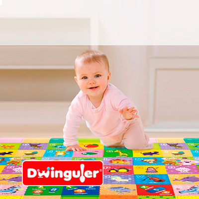 Детские коврики Dwinguler